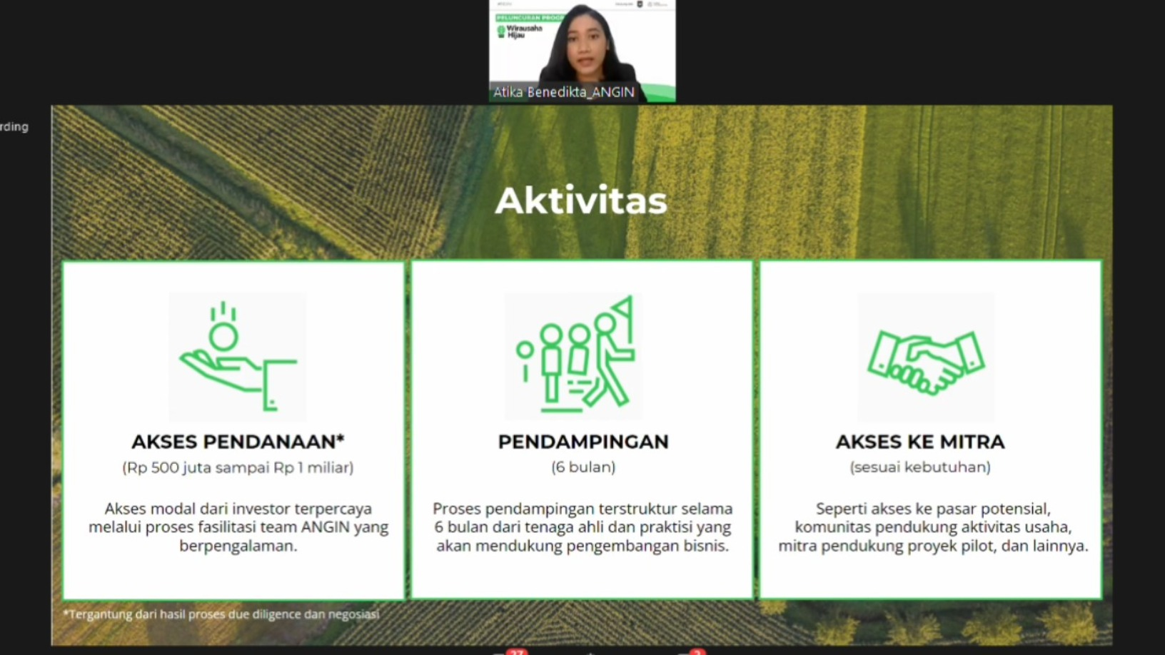 Indonesian angel investor network ANGIN launches agrifood incubator