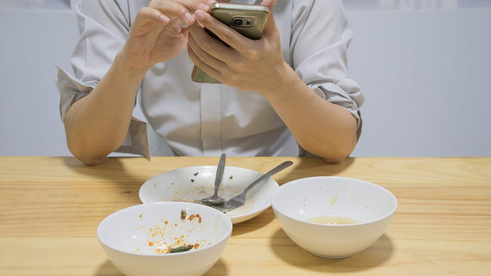 Clear Plate: Anti-food waste AI that rewards the diners who finish their food
