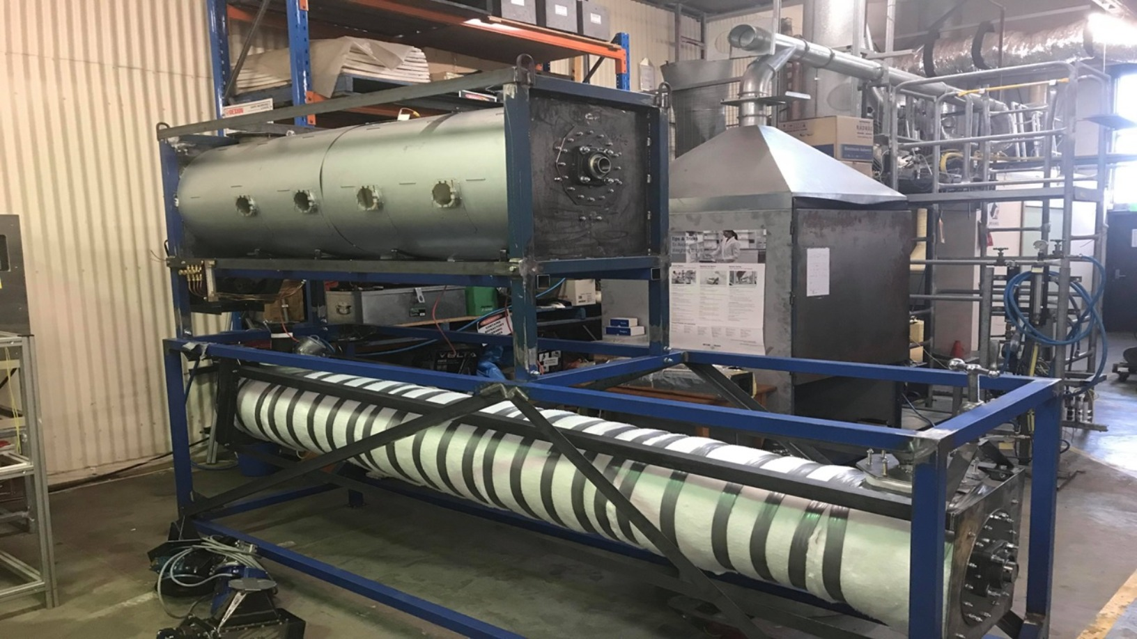 Bygen: Turning waste into activated carbon