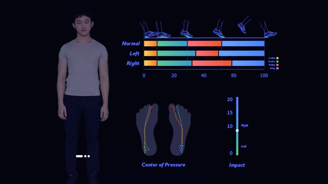 Sennotech offers affordable gait analysis on a mobile phone