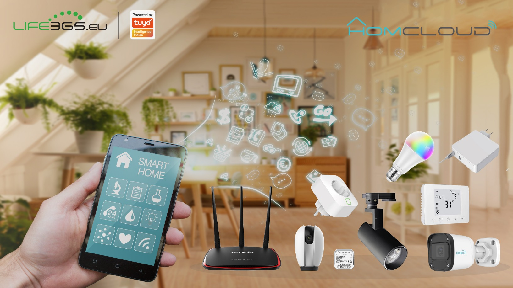 Tuya Smart announces more partnerships, files for IPO in the US