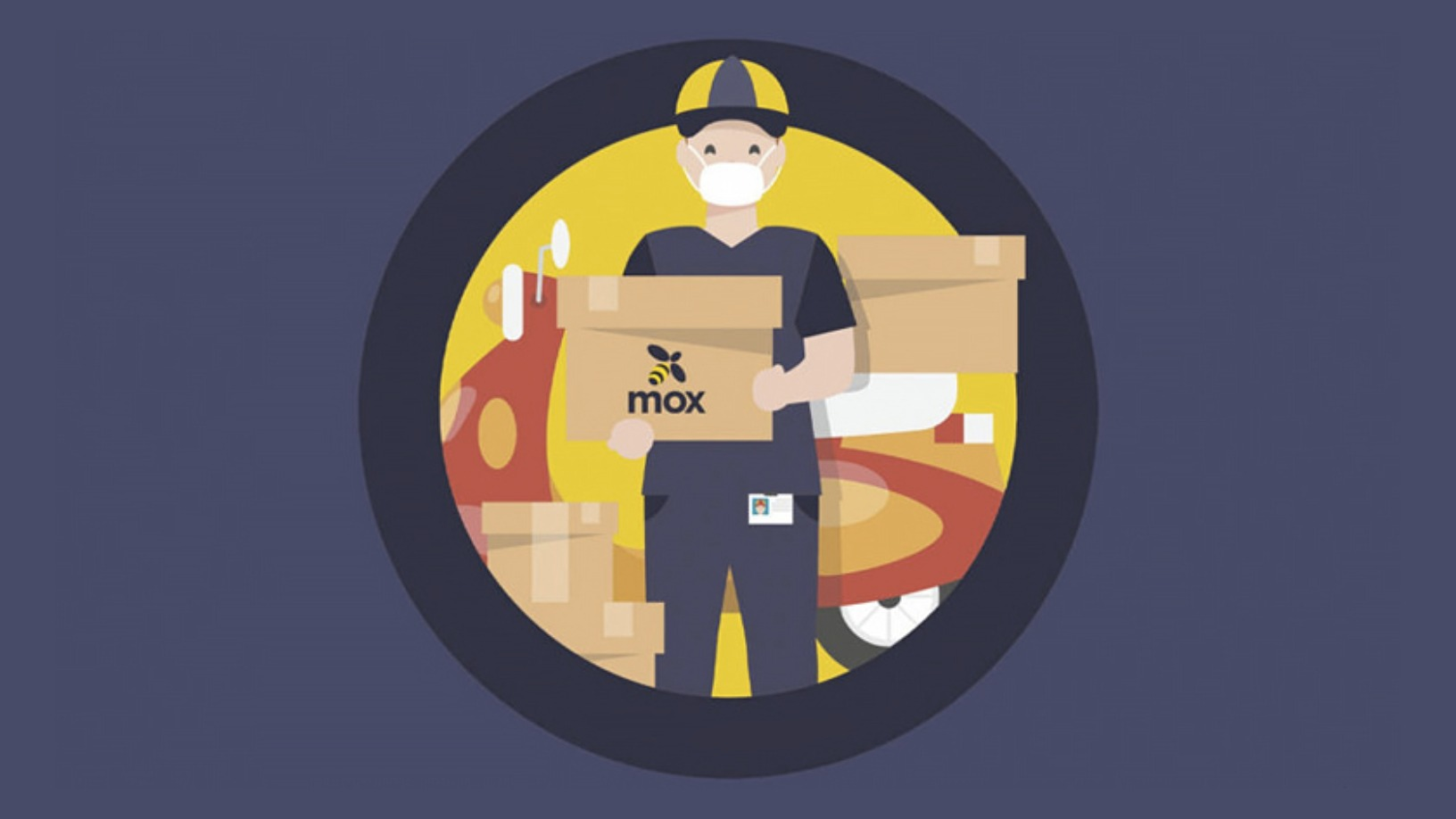 Last-mile delivery tech pioneer Mox expands into e-commerce amid Covid-19 online shopping surge
